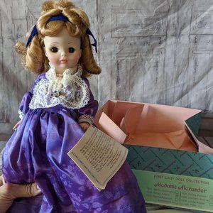 Madame Alexander Abigail Adams first lady 1502 dol